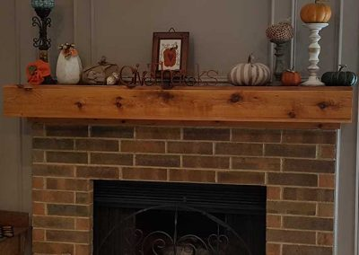 cedar-fireplace-mantle